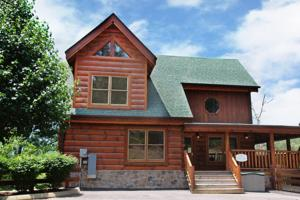 Echoes of Eden - Four Bedroom, Holiday homes  Sevierville - big - 2