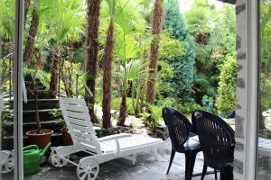 Casa Liliane, Apartmanok  Ascona - big - 4
