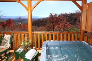 Howling Wolf - One Bedroom, Case vacanze  Sevierville - big - 4