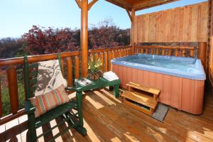 Howling Wolf - One Bedroom, Case vacanze  Sevierville - big - 5