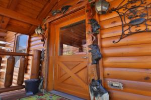 Howling Wolf - One Bedroom, Case vacanze  Sevierville - big - 8