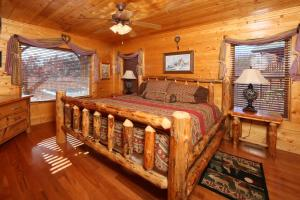 Howling Wolf - One Bedroom, Case vacanze  Sevierville - big - 12
