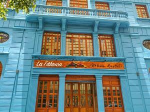 La Fabrica Urban Hostel Las Palmas