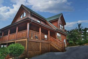 Celebration Lodge - Four Bedroom, Case vacanze  Sevierville - big - 2