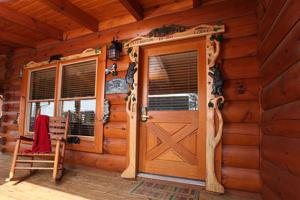 Celebration Lodge - Four Bedroom, Case vacanze  Sevierville - big - 5