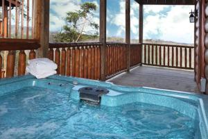 Celebration Lodge - Four Bedroom, Case vacanze  Sevierville - big - 6