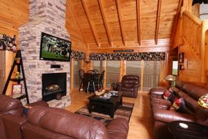 Celebration Lodge - Four Bedroom, Case vacanze  Sevierville - big - 17