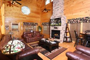 Celebration Lodge - Four Bedroom, Case vacanze  Sevierville - big - 18