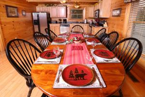 Celebration Lodge - Four Bedroom, Case vacanze  Sevierville - big - 24