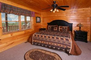 Celebration Lodge - Four Bedroom, Case vacanze  Sevierville - big - 28