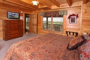 Celebration Lodge - Four Bedroom, Case vacanze  Sevierville - big - 31