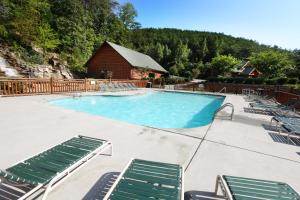 Celebration Lodge - Four Bedroom, Case vacanze  Sevierville - big - 37