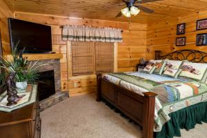 Owlpine Lodge - Three Bedroom, Nyaralók  Sevierville - big - 27