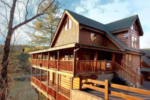 Blessed Nest - Four Bedroom, Holiday homes  Sevierville - big - 1