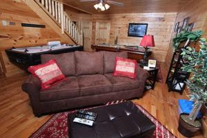 Blessed Nest - Four Bedroom, Holiday homes  Sevierville - big - 15