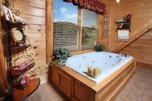 Blessed Nest - Four Bedroom, Holiday homes  Sevierville - big - 21