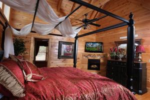 Blessed Nest - Four Bedroom, Holiday homes  Sevierville - big - 25
