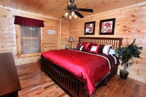 Blessed Nest - Four Bedroom, Holiday homes  Sevierville - big - 26