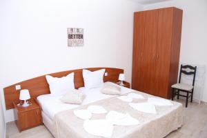 Pansion Capuccino Apartments, Apartmanok  Napospart - big - 1