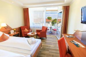 Kurhotel Sonnenhof, Hotels  Bad Füssing - big - 7
