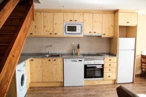 Apartamentos Yoy Mont Romies, Ferienwohnungen  Salardú - big - 4