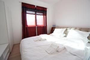 Budva Bay Breeze Apartments, Ferienwohnungen  Budva - big - 12