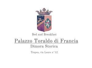 Palazzo Toraldo di Francia, Отели типа «постель и завтрак»  Тропеа - big - 36