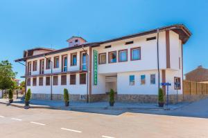 Hotel Chernomorets, Szállodák  Csernomorec - big - 1