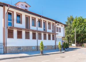 Hotel Chernomorets, Szállodák  Csernomorec - big - 31