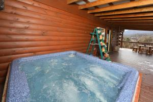 Fireside Memories - Two Bedroom, Nyaralók  Sevierville - big - 9