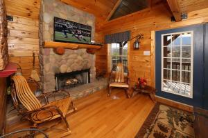 Fireside Memories - Two Bedroom, Nyaralók  Sevierville - big - 10