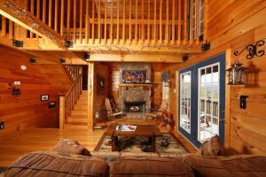 Fireside Memories - Two Bedroom, Nyaralók  Sevierville - big - 11