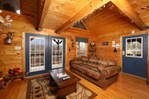 Fireside Memories - Two Bedroom, Nyaralók  Sevierville - big - 12