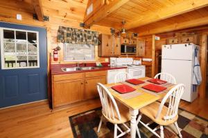 Fireside Memories - Two Bedroom, Dovolenkové domy  Sevierville - big - 14
