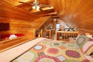 Fireside Memories - Two Bedroom, Nyaralók  Sevierville - big - 19