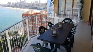 Apartamento Habana (1ª linea Campello), Апартаменты  Аликанте - big - 19