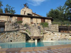 Umbria Volo Country Resort, Case vacanze  Montecastrilli - big - 55
