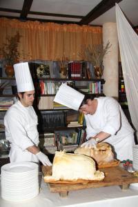 Umbria Volo Country Resort, Dovolenkové domy  Montecastrilli - big - 45
