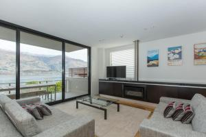Lakeshore Springs Apartments, Apartments  Wanaka - big - 15