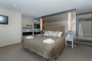 Lakeshore Springs Apartments, Apartments  Wanaka - big - 17