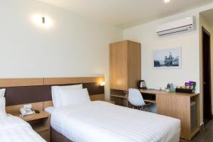 Punt Hotel, Hotel  Hai Phong - big - 12