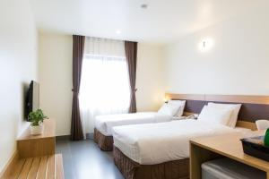 Punt Hotel, Hotel  Hai Phong - big - 15
