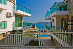 3 hviezdičkový apartmán Panorama Bay Sozopol Bulharsko