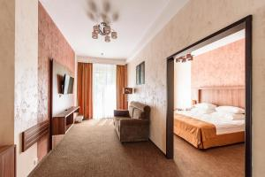 Hotel Aristokrat, Hotely  Beloozërskiy - big - 42