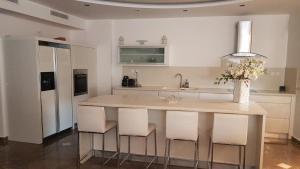 Penthouse Familial- Jacuzzi - La Palmeraie, Апартаменты  Эйлат - big - 12