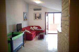 Apartments Lovrić, Apartmanok  Posedarje - big - 15