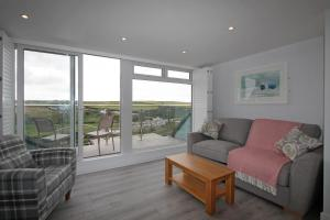 Mawgan Porth Apartments, Appartamenti  Saint Eval - big - 26