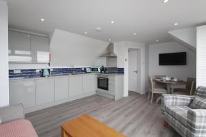 Mawgan Porth Apartments, Appartamenti  Saint Eval - big - 21