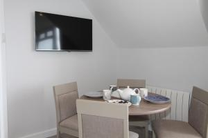 Mawgan Porth Apartments, Appartamenti  Saint Eval - big - 20