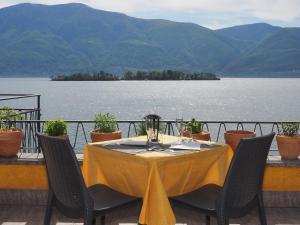 Ristorante Albergo San Martino, Guest houses  Ronco sopra Ascona - big - 20